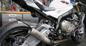 S1000RR race bike conversion
